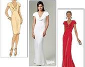 Dress Pattern Prom or Wedding Bridal size 6-14 Butterick BP250