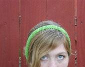 Spring Green Headband
