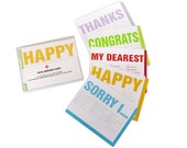 Social Emergency Cards - 10 pack.