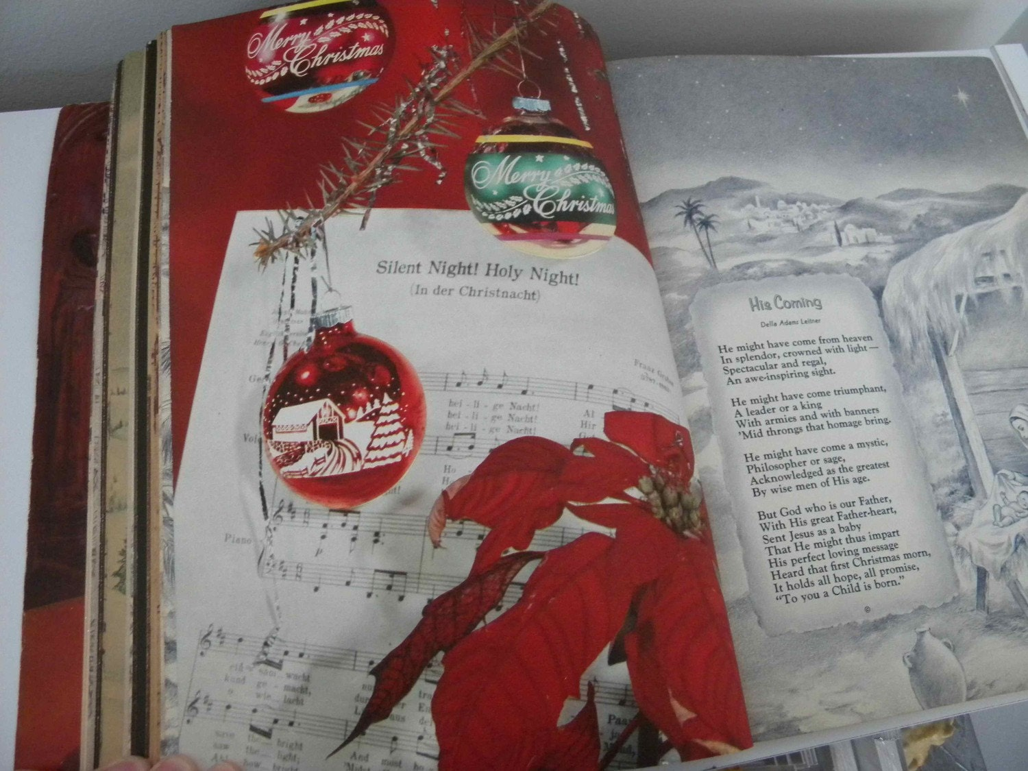 Vintage Ideals Christmas Magazine Vol. 31 great condition