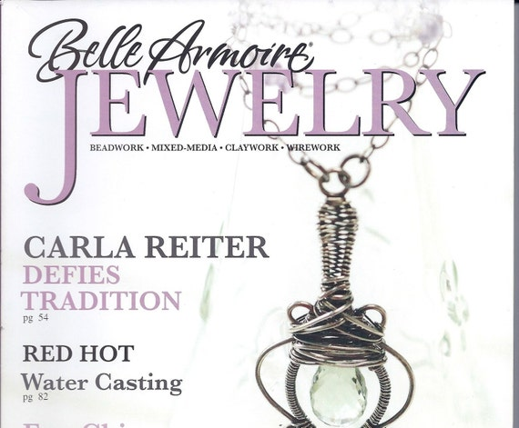Magazine belle armoire jewelry mar apr may 2010 by for Belle armoire jewelry magazine subscription