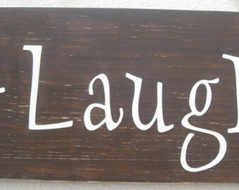 Live-Laugh-Love sign