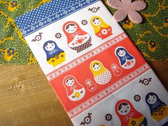Custom Listing for Mila - Kawaii Matryoshka Gift Bags - Set of 24