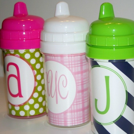 Personalized 10oz Sippy Cup
