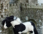 Custom Needle Felted Horse or Pet Sculpture