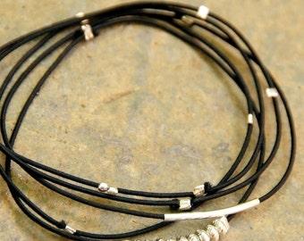 Multi-Strand Elastic Bracelets