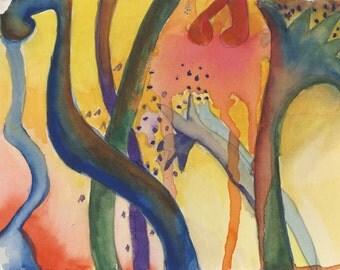 Fecundity - Original Painting