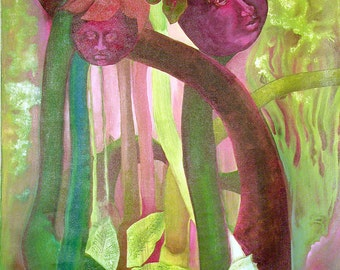 Spirit of Place: Nature3 - Painting