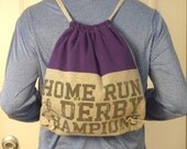 Home Run Derby t-shirt backpack