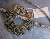 Chrysanthemum Bloom Bracelet