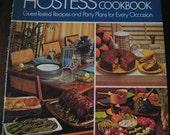 1972 Betty Crocker's HOSTESS Cookbook