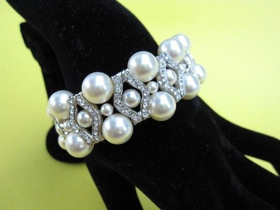 Wedding Accssories Bridal Bracelet Weddng Jewelry Set Bridal Accessories Wedding Bracelet Bridal Jewelry Set Swarovski Pearl Bracelet Pearl