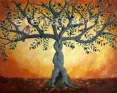 Olive Tree Fine Art Print