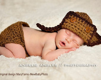 THE AVIATOR Hat Newborn Baby Photo prop in NUTTY or any color ... Photography Shoot Hat all Babies Infant Girl Boy Available more colors