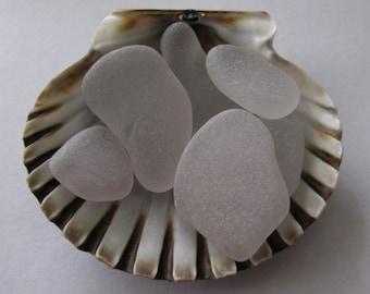Purple Amethyst Sea Glass, Beach Glass, Jewelry Supply, Genuine Sea Glass Jewelry Making