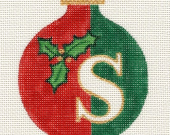 Christmas Alphabet-all letters available - red and green - Jody Designs - A2