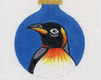 Jody Designs Needlepoint Ornament   B76 Penguin