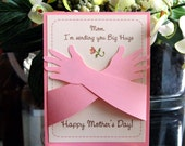 Mother's Day Card -Hugs
