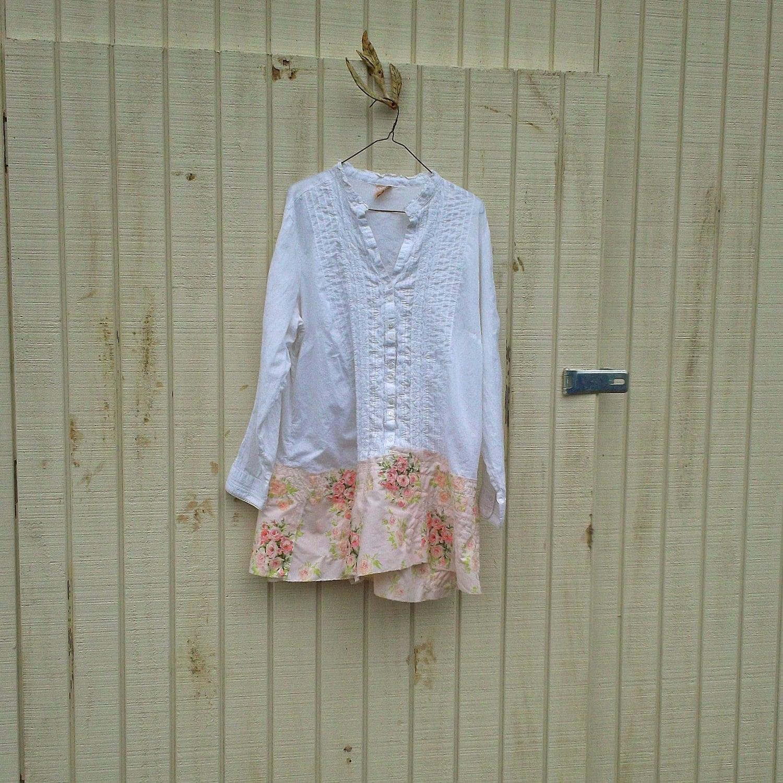 Funky Dress / Eco Dress / Upcycled Clothing / Tattered Dress