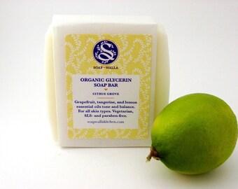 Citrus Grove Soap Bar