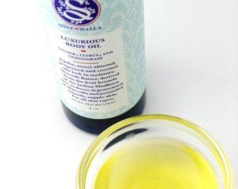 Luxurious Body Oil