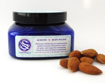 Almond Luxe Body Polish