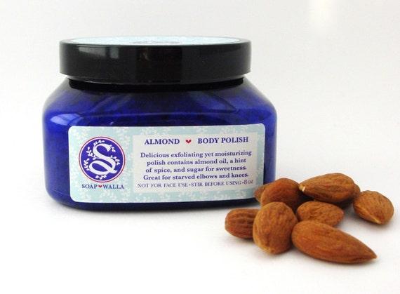 Almond Luxe Body Polish