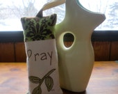PRAY green leaf organic sachet