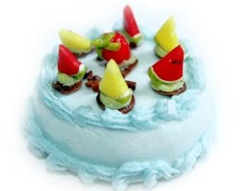 Miniature foods Polymer Clay Beads Handmade Supplies
