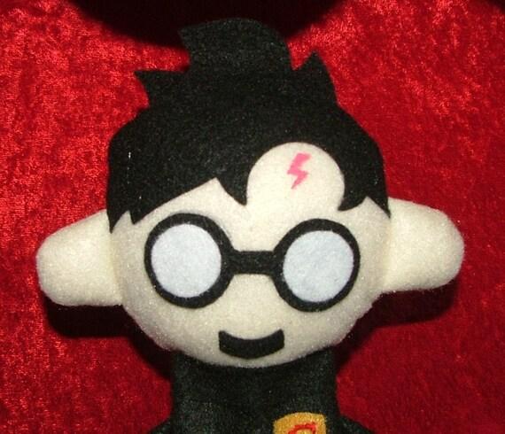 Harry Potter Puppet