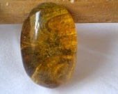 Oval Dominican Amber Cabochon
