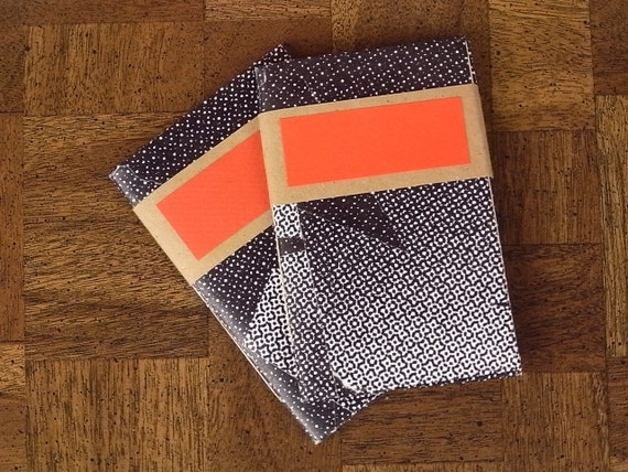 Two Pack Pocket Blanks, Small Books
