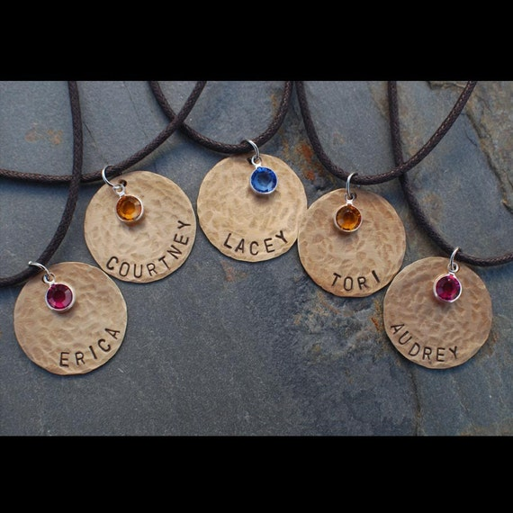 items similar to friendship necklaces set of 5