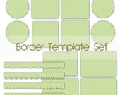 Border Template Set