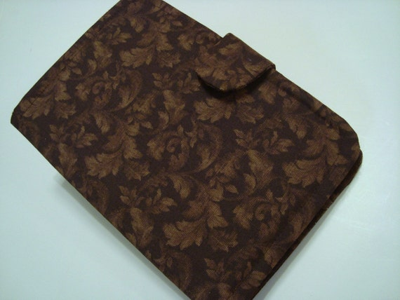 Notebook Cover, Fabric Covered Notebook, SALE