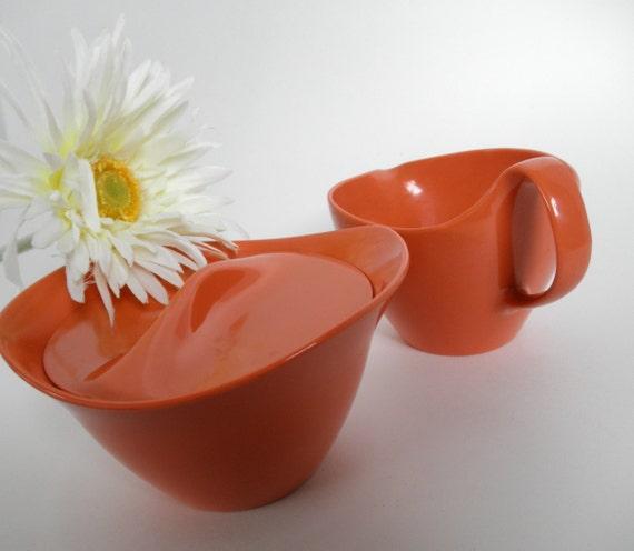 Tangerine Tango Cream & Sugar