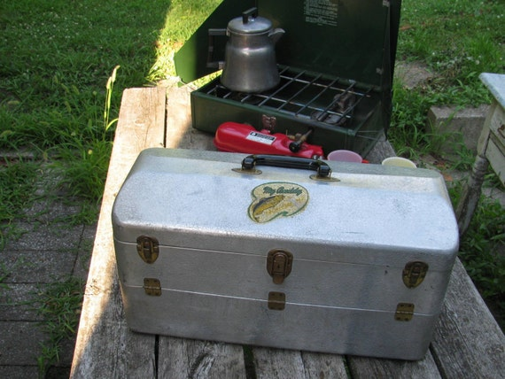Awesome Vintage My Buddy Tacklemaster Tackle Box