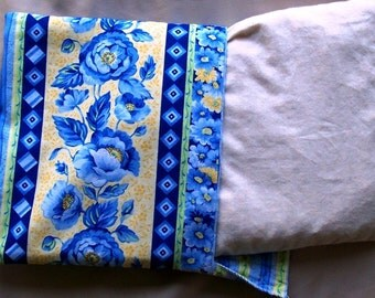 Hot or Cold Pocket Pouch-Pillow Sham and Lining Bag ONLY