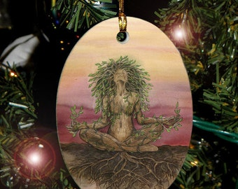 Dryad Spirit Ornament