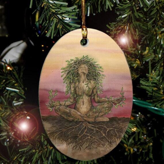 Dryad Spirit Ornament