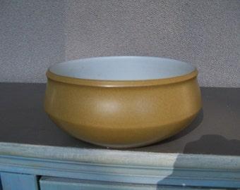 Denby Stoneware Serving Bowl Mid Century Modern