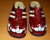 Bowling Pin shoes