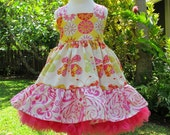 Butterfly Dream Twirl Dress/ Ready to ship