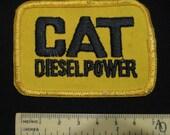 Cat Diesel patch