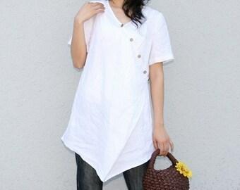 Irregular shirt(more colour and size choice)-F5