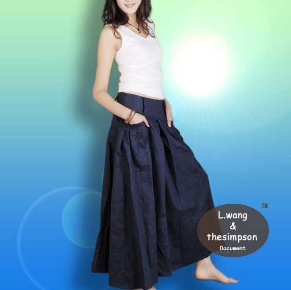 Letting Go - skirt(more colour and size choice)-H9