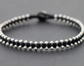 Silver Simple Anklet
