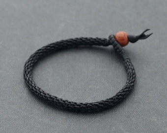Simple Men Woven Wristband