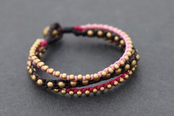 Femme Rocker Knotted Bracelet