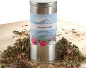 Woman's Ally Organic Herbal Tea for Women's Health and Support